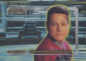 Star Trek Voyager: Closer to Home Trading Cards