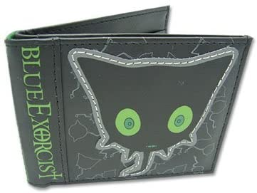 Blue Exorcist Coal Tar Wallet