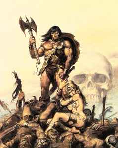 Conan: The Classics Collection #2 Prints