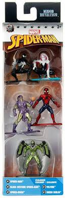 Spider-Man Nano Metalfigs