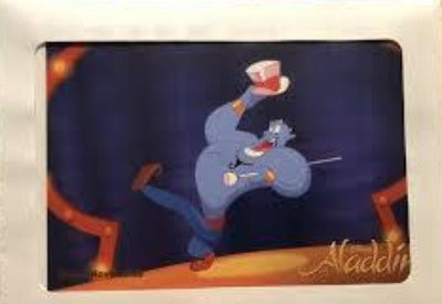 Aladdin Disney Movie Club Limited Edition Lithograph