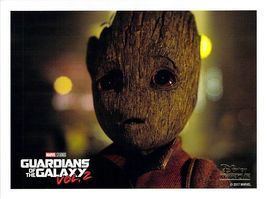 Guardians of the Galaxy Vol. 2 Disney Movie Club Limited Editon Lithograph