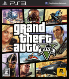 Grand Theft Auto V for the PS3
