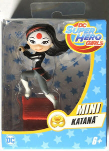 DC Superhero Girls Mini Katana