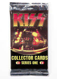 Kiss Series One Collector Cards