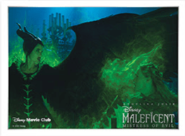Maleficent: Mistress of Evil Disney Movie Club Limited Edition Lithograph