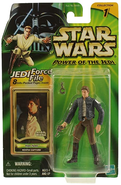 Star Wars: Power of the Jedi Han Solo Figure