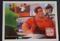 Ralph Breaks the Internet Disney Movie Club Limited Editon Lithograph