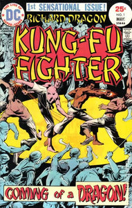 Richard Dragon, Kung-Fu Fighter (Issue #1)