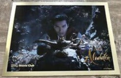 Aladdin (Live Action) Disney Movie Club Limited Edition Lithograph