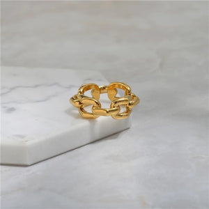 Boujette Chain Ring