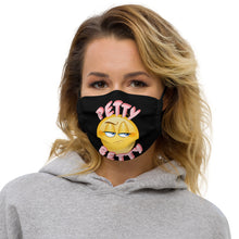 Load image into Gallery viewer, Petty Betty Premium face mask