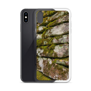 Stone Wall iPhone Case