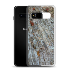 Load image into Gallery viewer, Textured Log Samsung Case