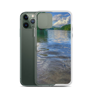 Lake Stephens iPhone Case