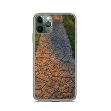 Load image into Gallery viewer, Stone Walkway iPhone Case
