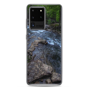 Waterfall Samsung Case