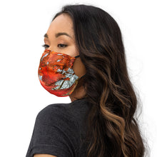 Load image into Gallery viewer, Autumn Foliage Premium face mask