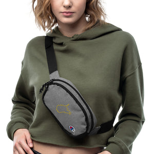 WV Outline Champion fanny pack