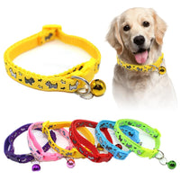 Pet Collar Nylon Adjustable Buckle
