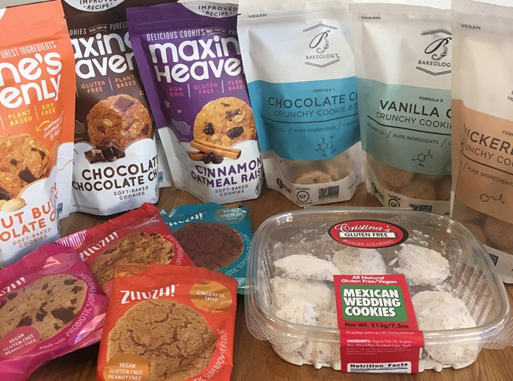SEVEN PLACES TO FIND VEGAN COOKIES IN DENVER AND BOULDER