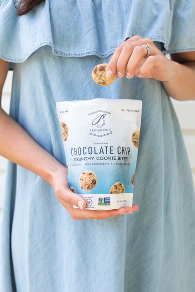 3 pack- Chocolate Chip Cookie Bites, 6 oz bags