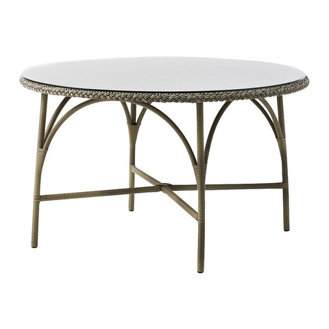 Victoria Round Dining Table Base, Antique Brown
