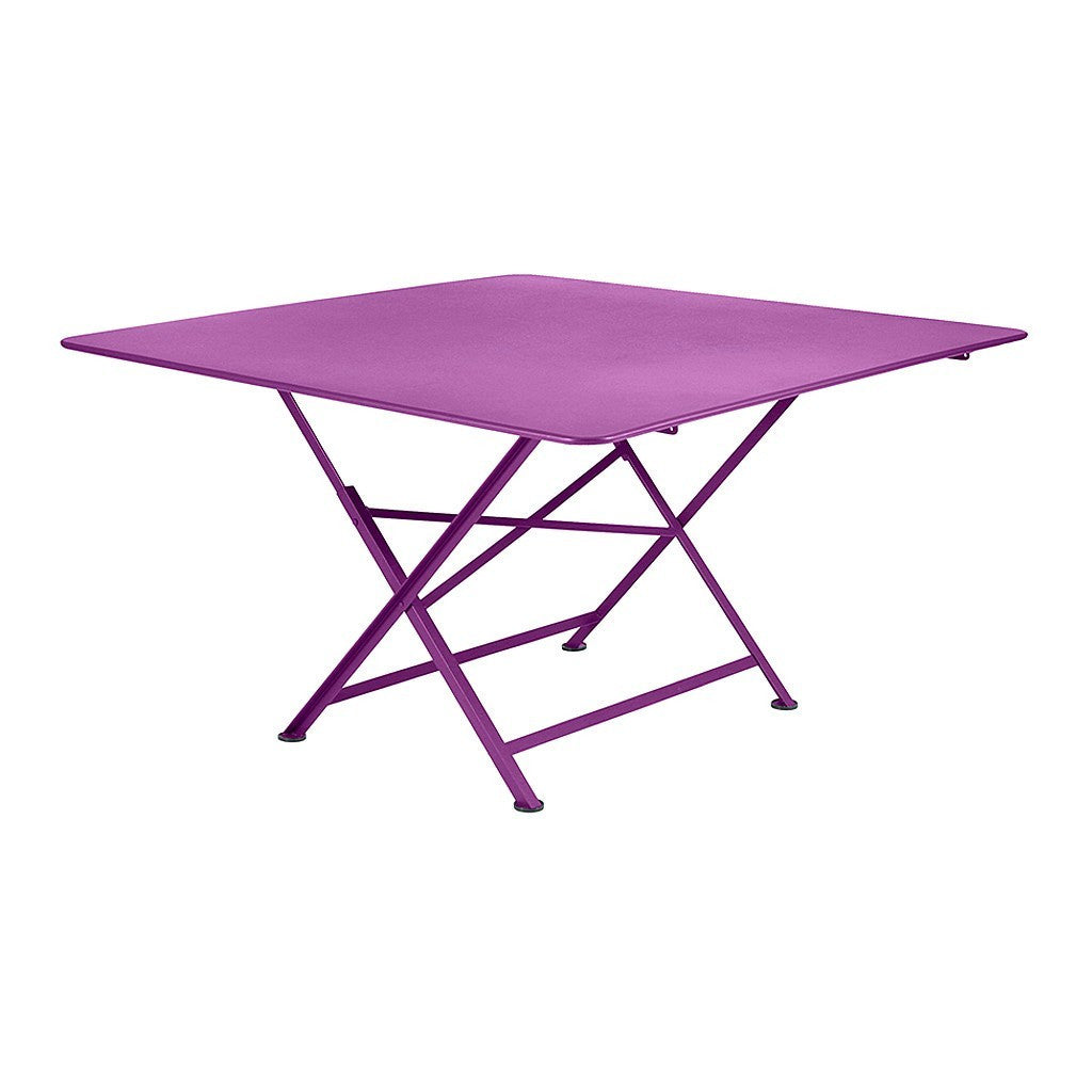 Square folding tables - Fermob Cargo 51 Inch Square Folding Table