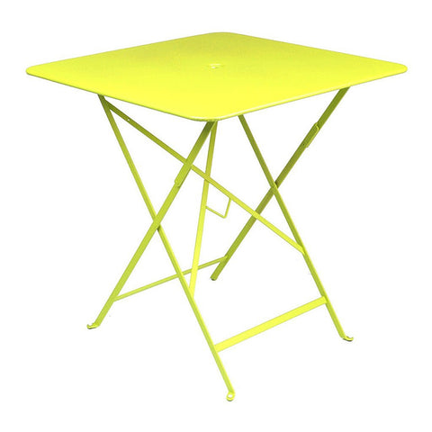Fermob Bistro 28 Inch Square Folding Table