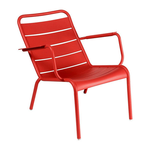Fermob Luxembourg Stacking Low Armchair