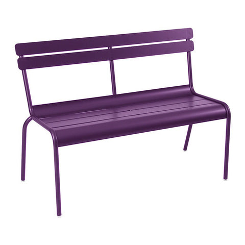 Fermob Luxembourg Bench With Backrest