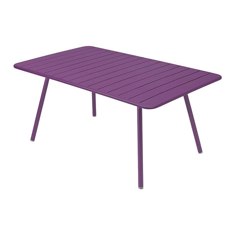 Fermob Luxembourg Knockdown 65x39 Inch Table