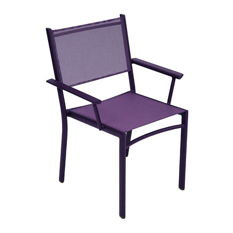 Fermob Costa Stacking Armchair, Set of 4