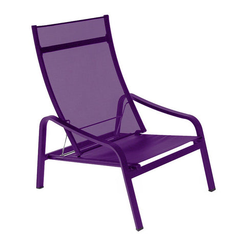 Fermob Alize Adjustable Stacking Low Armchair