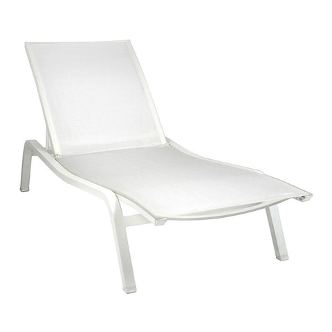 Fermob Alize XS Adjustable Stacking Sun Lounger