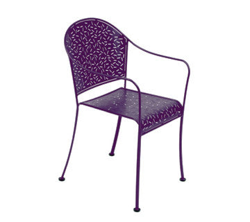 Fermob Rendez-Vous Stacking Armchair, Set of 2