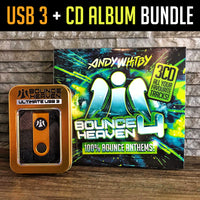 USB & CD Bundle (USB3 + BH4)
