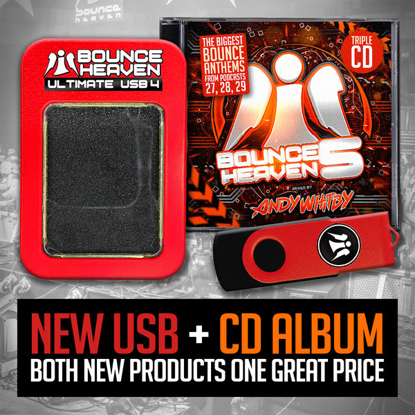 USB & CD Bundle