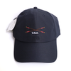 Bubba Whips - Navy Crossed Whips Hat