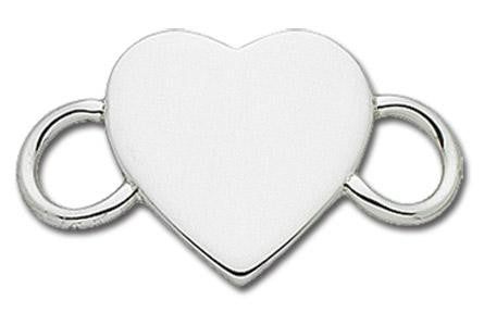 LeStage Heart Clasp
