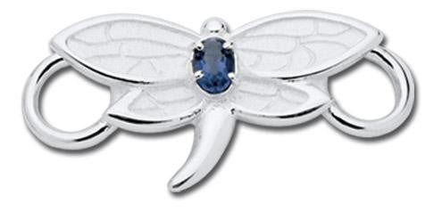 LeStage Dragonfly with Iolite Clasp