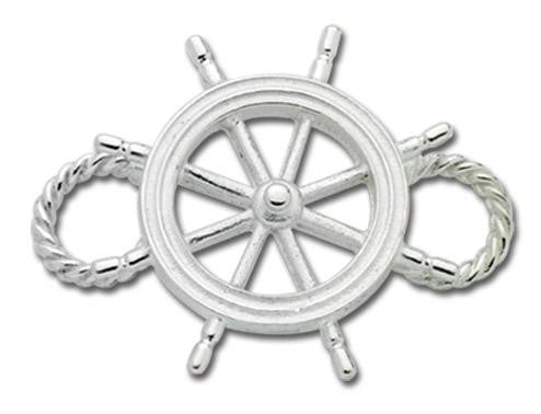 LeStage Ship's wheel clasp
