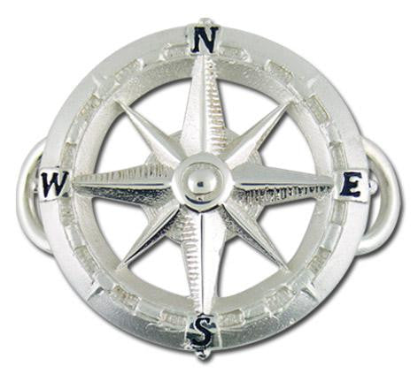 LeStage Compass Rose Clasp