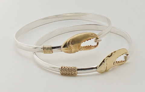 Crab Claw hook bracelet