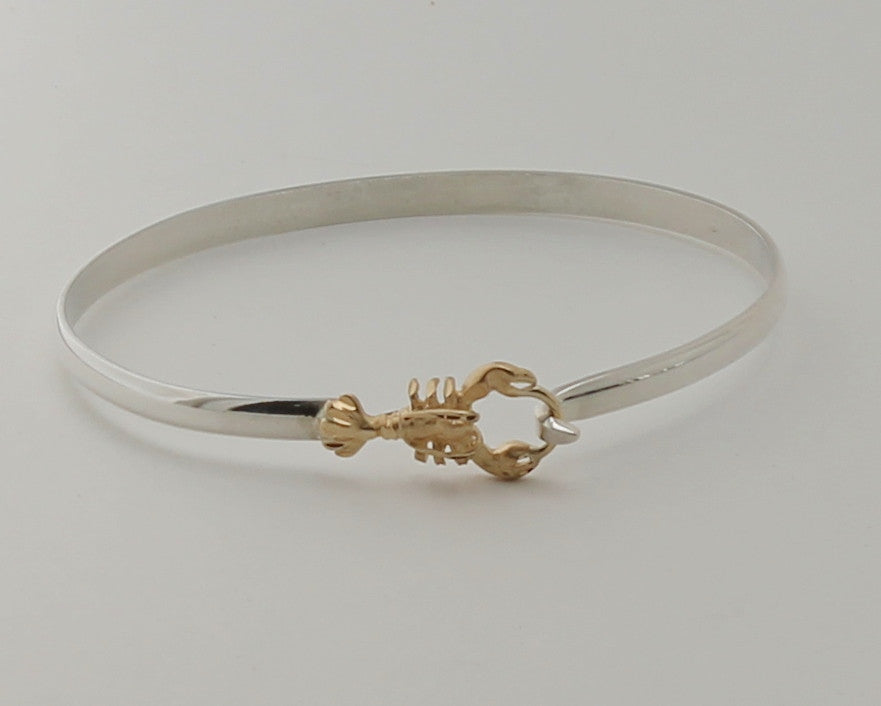 Lobster hook bracelet
