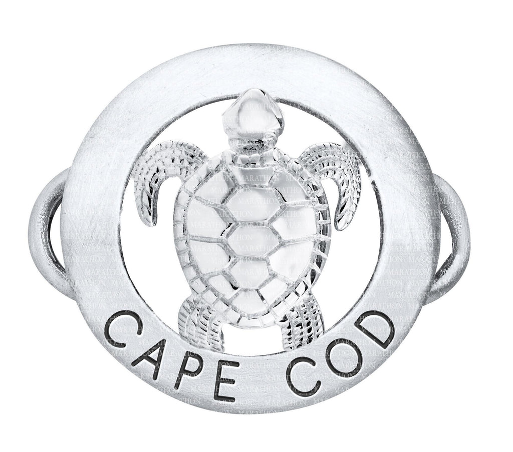 LeStage Sea Turtle in Disc Clasp
