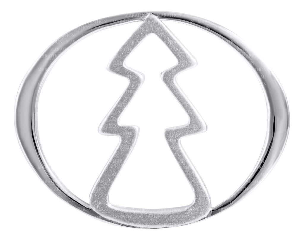 LeStage Modern Christmas Tree Clasp