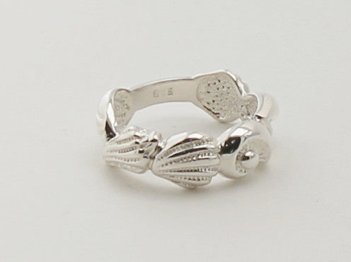 Shell collection ring