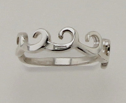 Ocean waves ring