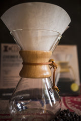 Chemex 8 Cup (40oz) Brewer w Wooden Collar